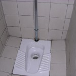 staand frans toilet